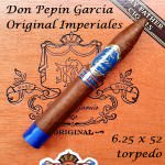 Don Pepin Garcia Original Imperiales