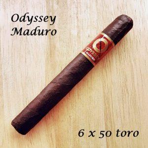Odyssey Maduro Toro