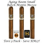 Aging Room Small Batch M356ii Mezzo 3-Pack