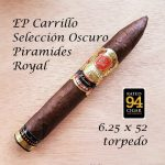EP Carrillo Seleccion Oscuro Piramides Royal Rated 94