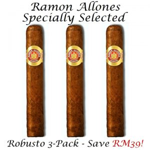 Ramon Allones Specially Selected 3-Pack