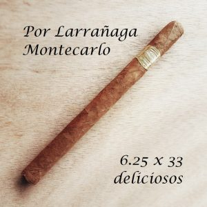 Por Larranaga Montecarlo