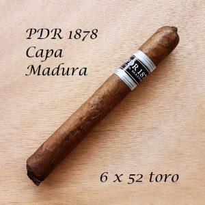 PDR 1878 Capa Madura Toro